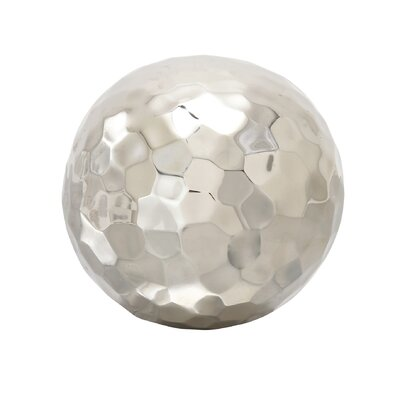 Decorative Aluminum Orb Sculpture