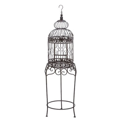 Metal Decorative Bird Cage
