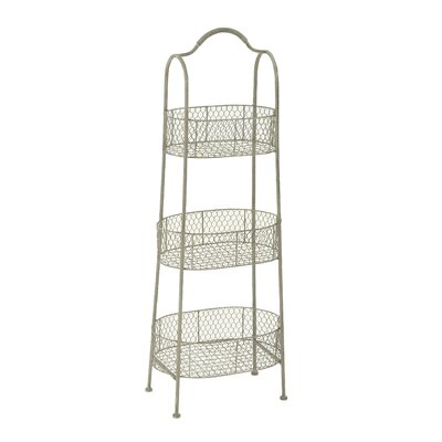 Metal 3 Tier Basket