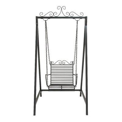 Metal Swing Chair