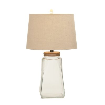 Fillable 26 Table Lamp