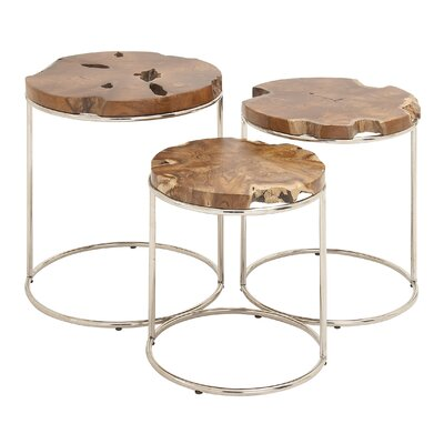 3 Piece Nestings Table