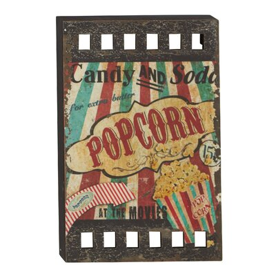 Popcorn Wall Decor