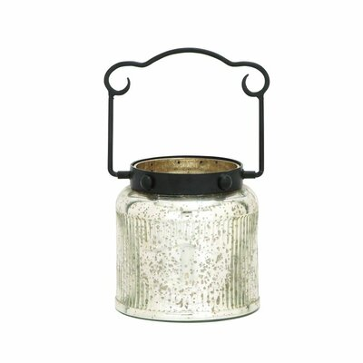 Mercury Metal Lantern