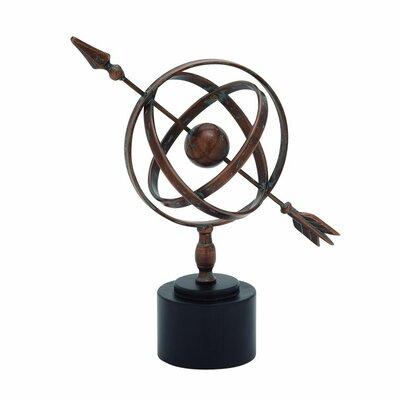 Decorative Metal Armillary