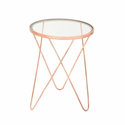 End Table Finish: Copper