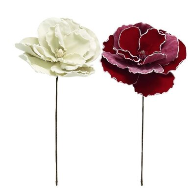 Eva Artificial Flower (Set of 2)