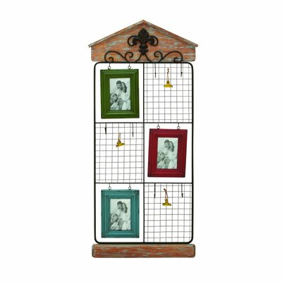 Metal Wooden Wall Picture Frame 42520