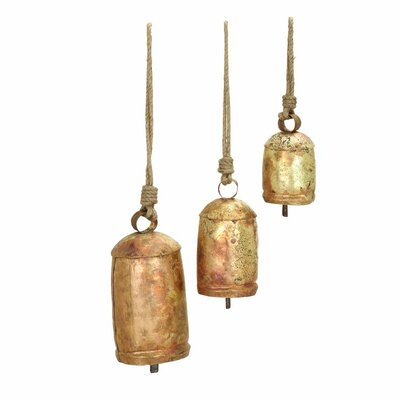 3 Piece Bell Set