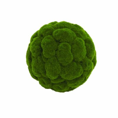 Polyester Grass Decorative Ball