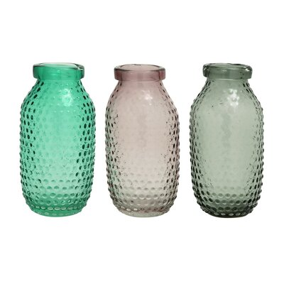 Glass Table Vase (Set of 3) 99812