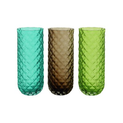Glass Table Vase (Set of 3) 67469