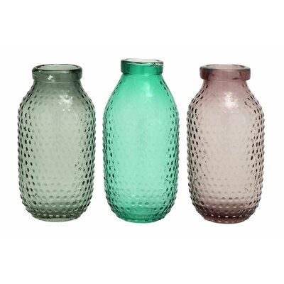 Glass Table Vase (Set of 3) 99813