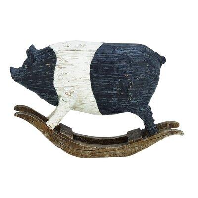 Polystone Pig Figurine 59130
