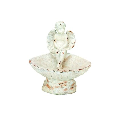 Cherub Decorative Bird Feeder 79922