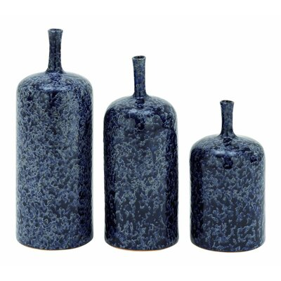3 Piece Table Vase Set