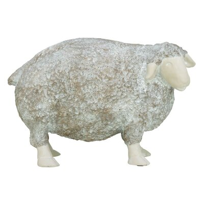 Polystone Sheep Figurine 38233