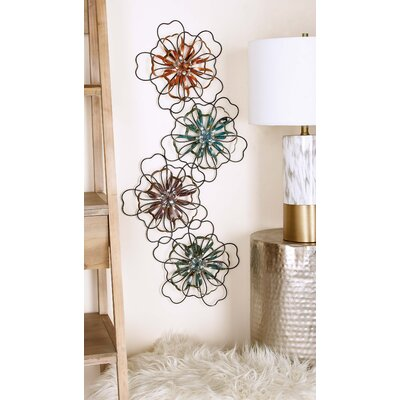 Metal Cross Wall Decor 92300