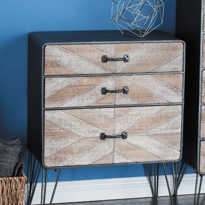 3 Drawer Accent Chest 94602