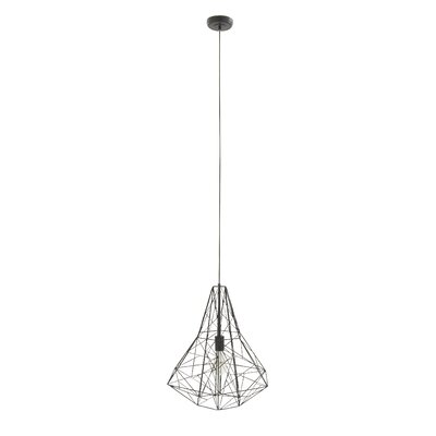 1-Light Foyer Pendant