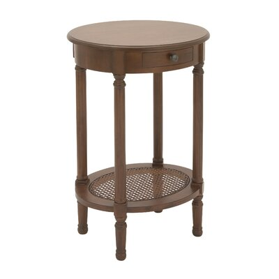 End Table Finish: Brown