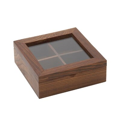 Wood/Glass Box