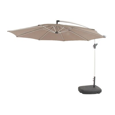 Image of 10.5' Cantilever Umbrella Color: Khaki
