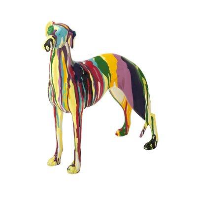 Whippet Figurine 44278