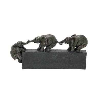 Elephant Table Figurine