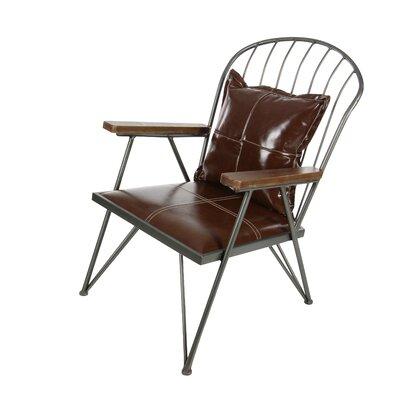Genuine Leather Armchair