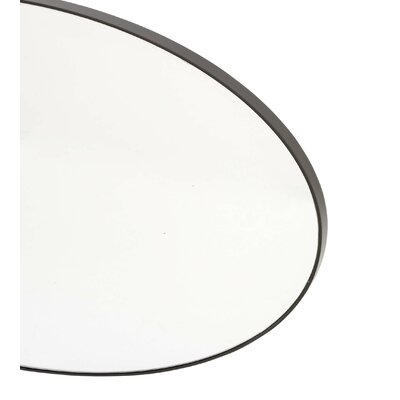 Wood Wall Mirror Size: 40 H x 24 W x 2 D
