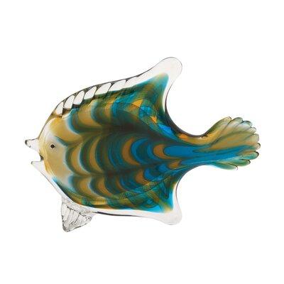 Glass Fish Figurine 45061