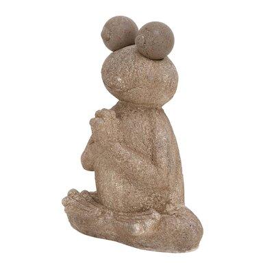 Polystone Frog Figurine 87995