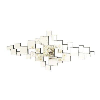 Wood Wall Mirror 55904