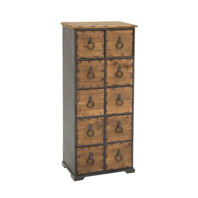 10 Drawer Lingerie Chest