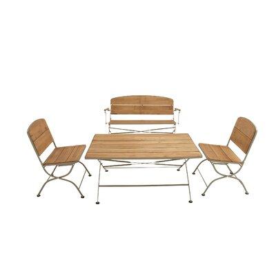 4 Piece Deep Seating Group