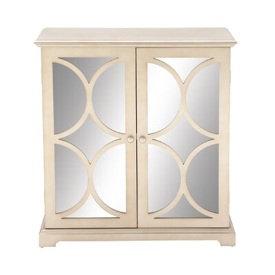 2 Door Cabinet Finish: Tan