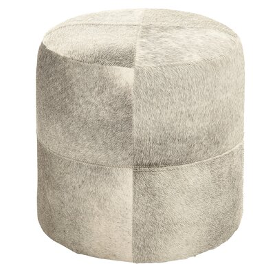 Ottoman Upholstery Color: Smoke Gray