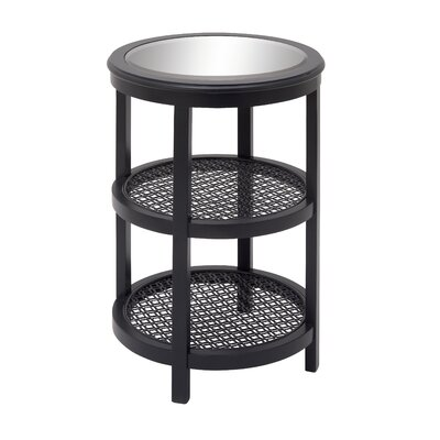 End Table Color: Black