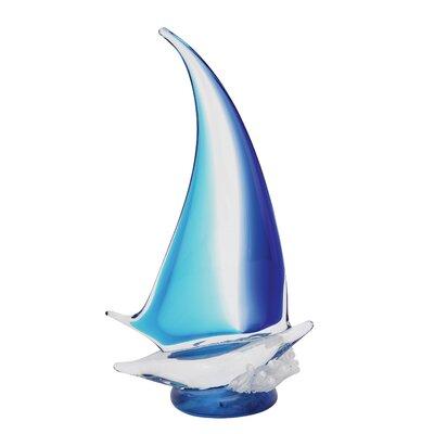 Sailboat Figurine 45067