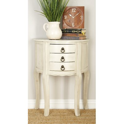 End Table Color: Antique Ivory