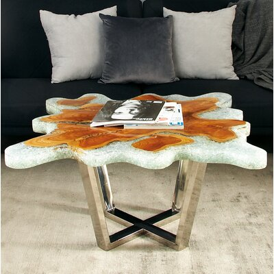 Coffee Table Size: 18 H x 32 W x 12 D