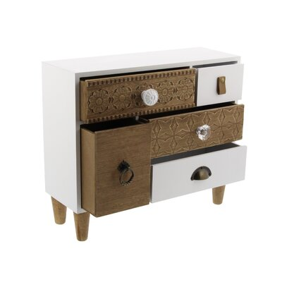 Wood Jewellery Box 85262