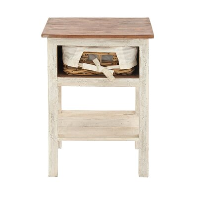 Lydia End Table with Storage