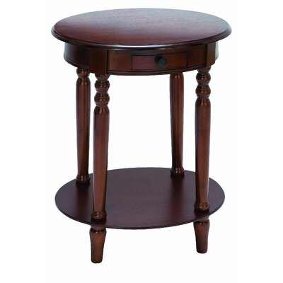 End Table I Color: Dark Wood