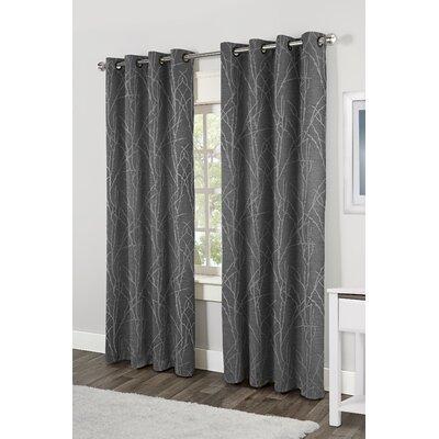 Amalgamated Textiles USA EH7910 0 2 X84G Finesse Curtain