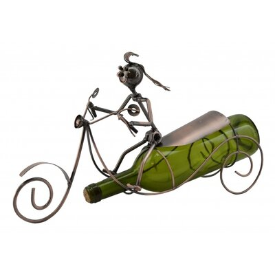Scooter 1 Bottle Tabletop Wine Rack