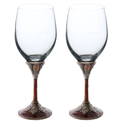 Wilkinson Royal Metal 12 Oz. All Purpose Wine Glass