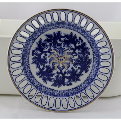 Porcelain Food Serving Decorative Plate