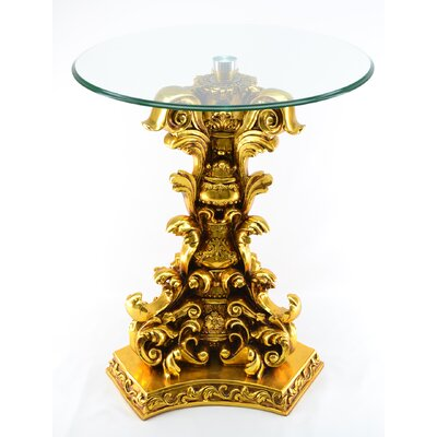 Image of Sweeney Fountain Pyramid End Table